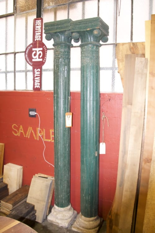 Heritage Salvage Architectural Elements 17
