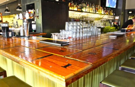 Heritage Salvage bar and brewery hop munk novato CA 4
