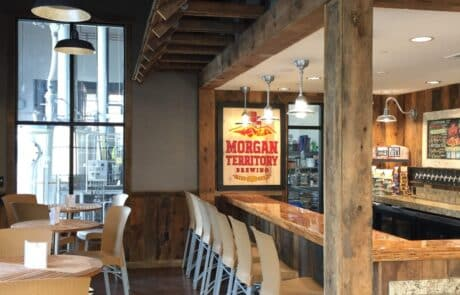 Heritage Salvage bar and brewery morgan territory tracy CA 1