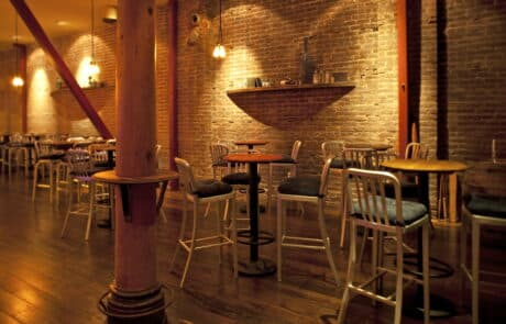 Heritage Salvage bar project Martins West–Redwood City CA 01