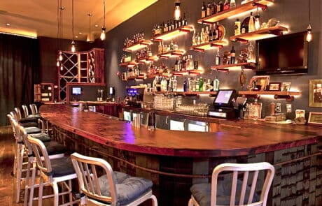 Heritage Salvage bar project Martins West–Redwood City CA 06
