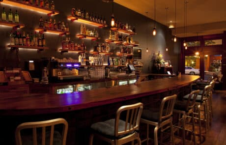 Heritage Salvage bar project Martins West–Redwood City CA 07