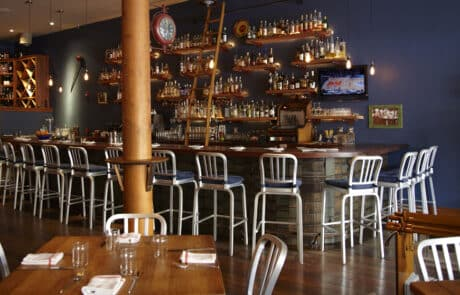 Heritage Salvage bar project Martins West–Redwood City CA 10