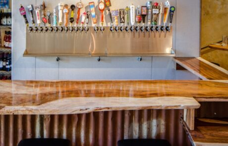 Heritage Salvage belly left coast kitchen and taproom santa rosa CA 1