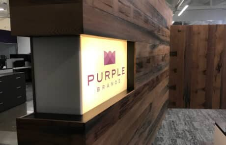 Heritage Salvage commercial project purple wine and spirits 3