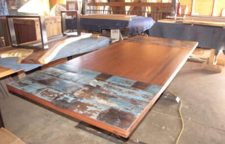 Heritage Salvage expandable tables 01