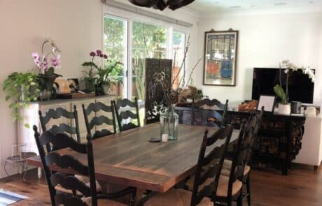Heritage Salvage expandable tables 11