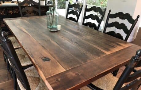 Heritage Salvage expandable tables 13