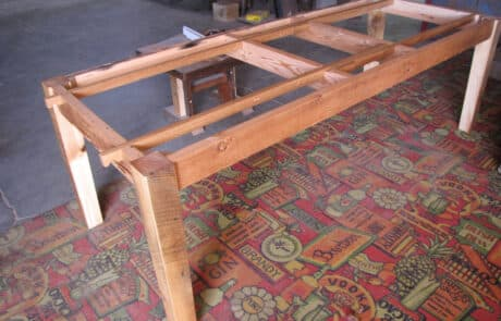 Heritage Salvage expandable tables 15