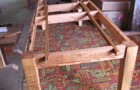 Heritage Salvage expandable tables 17