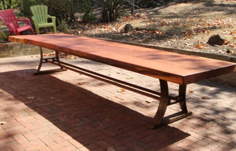 Heritage Salvage outdoor tables 01