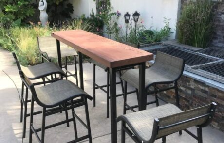Heritage Salvage outdoor tables 19