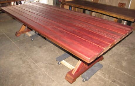 Heritage Salvage outdoor tables 27