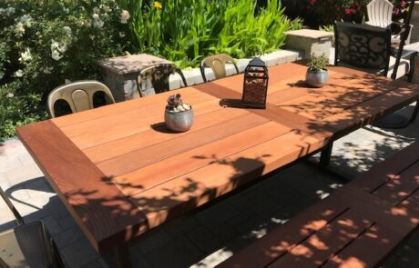 Heritage Salvage outdoor tables 41