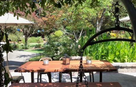 Heritage Salvage outdoor tables 43