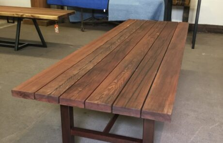 Heritage Salvage outdoor tables 45