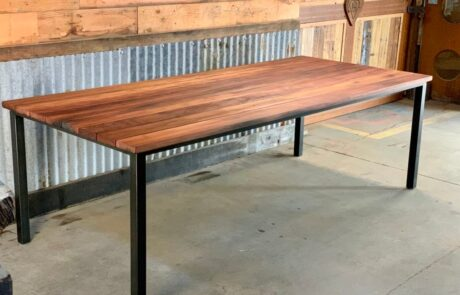 Heritage Salvage outdoor tables 49