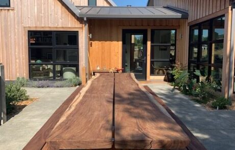 Heritage Salvage outdoor tables 57
