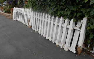 Heritage Salvage reclaimed fencing 10