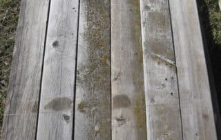 Heritage Salvage reclaimed fencing 17