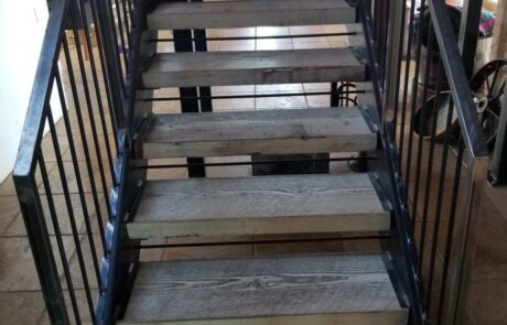 Heritage Salvage reclaimed stair treads 02