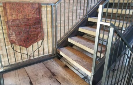 Heritage Salvage reclaimed stair treads 04