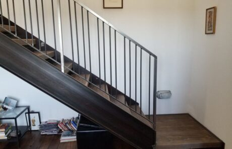 Heritage Salvage reclaimed stair treads 08