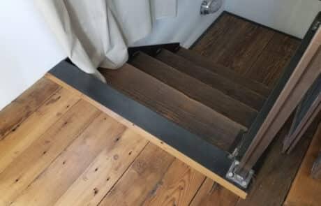 Heritage Salvage reclaimed stair treads 10