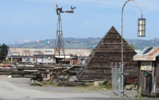 Heritage Salvage reclaimed structures live on 25