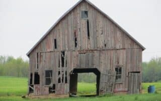 Heritage Salvage reclaimed structures live on 40