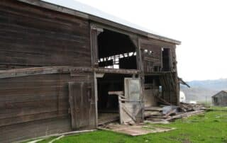 Heritage Salvage reclaimed structures live on 43