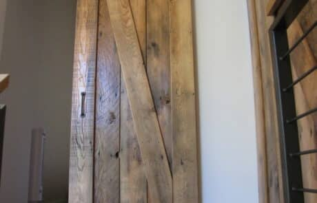 Heritage Salvage residential project sonoma summer home01