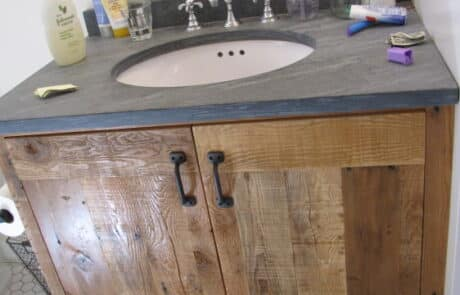 Heritage Salvage residential project sonoma summer home08