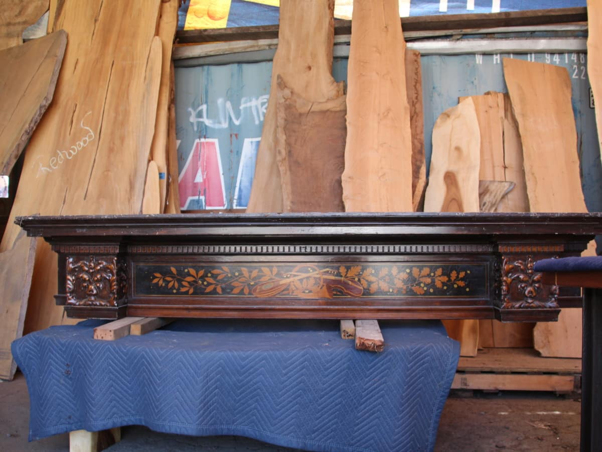 Heritage Salvage Architectural Elements 23