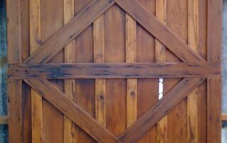 Heritage Salvage Barn Doors 28