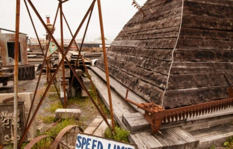 Heritage Salvage Our Yard 07