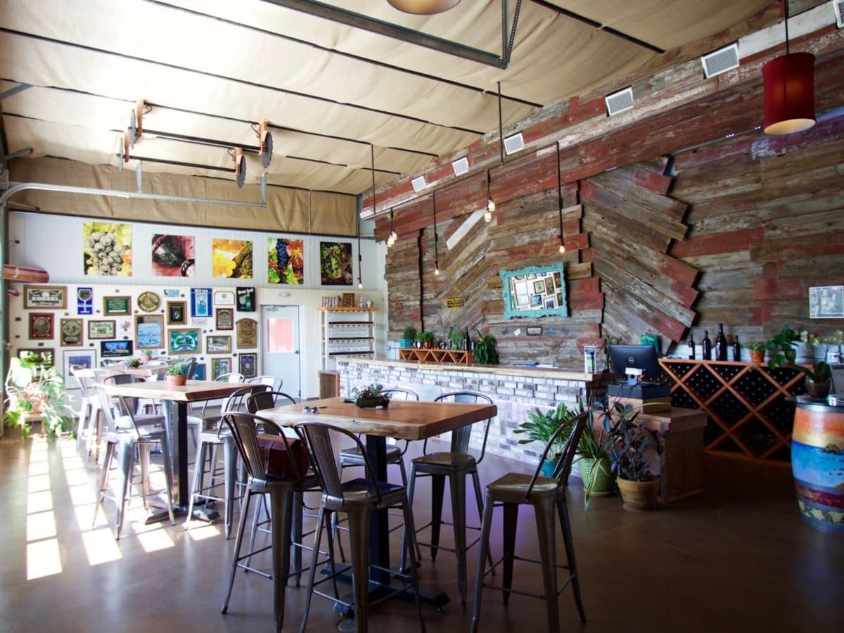 Heritage Salvage Winery project Komono winery–Healdsburg CA 6