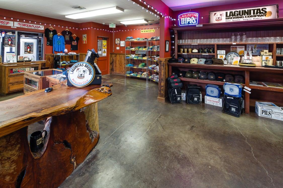 Heritage Salvage bar and brewery lagunitas petaluma CA 1