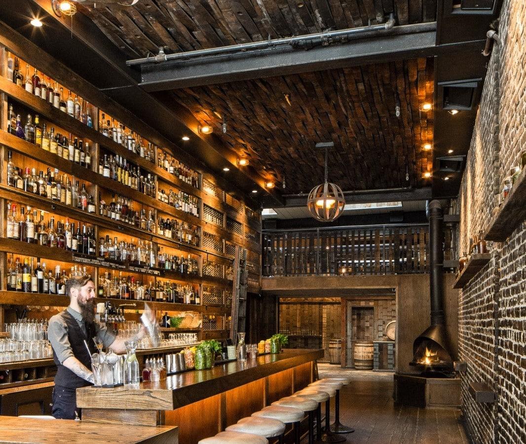 Heritage Salvage bar and brewery rickhouse san franscisco CA 01