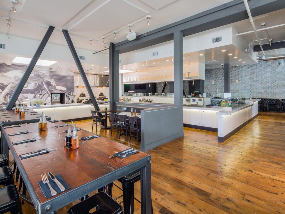 Heritage Salvage build pizzeria berkeley ca 1