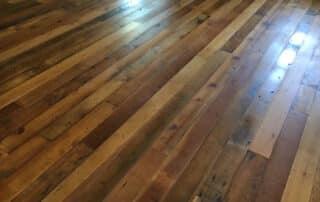 Heritage Salvage douglas fir flooring 24
