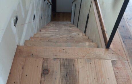 Heritage Salvage douglas fir flooring 33
