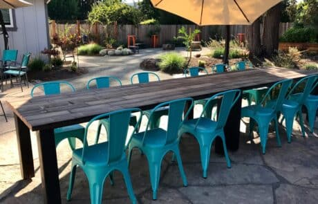 Heritage Salvage outdoor tables 09