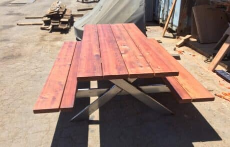 Heritage Salvage outdoor tables 13