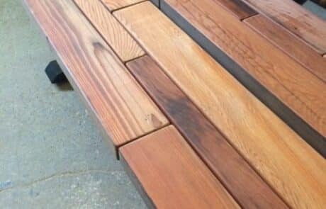 Heritage Salvage outdoor tables 21