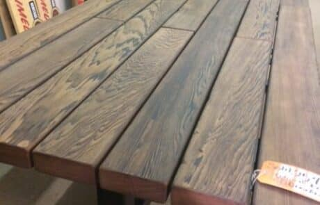 Heritage Salvage outdoor tables 23