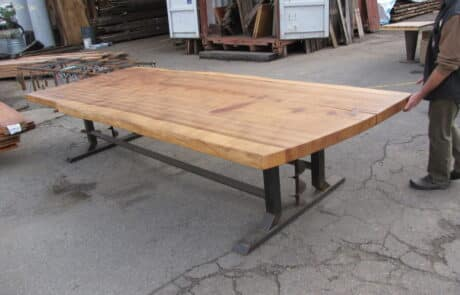 Heritage Salvage outdoor tables 25
