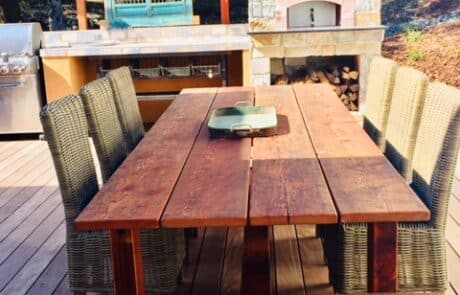 Heritage Salvage outdoor tables 31