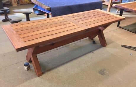 Heritage Salvage outdoor tables 37
