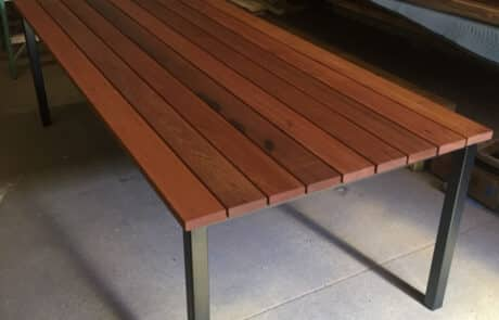 Heritage Salvage outdoor tables 47